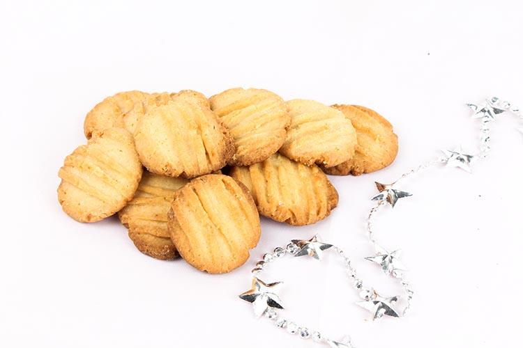 Mormors småkage opskrift