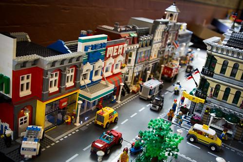 Brickvention 2015 - Lego City