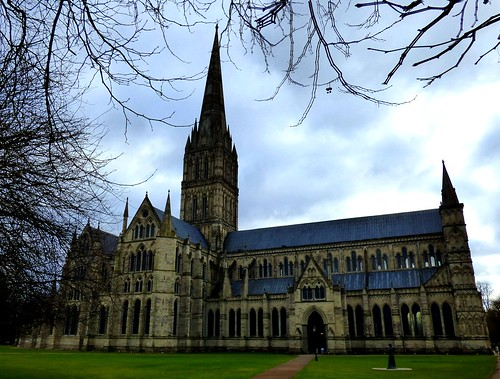 Salisbury Cathedral # dailyshoot