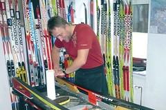 Jak správně namazat lyže pro klasickou techniku