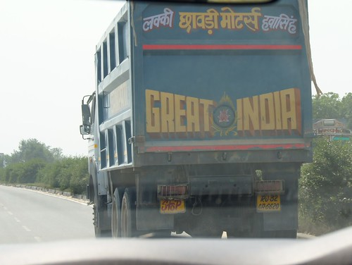 India - great India truck