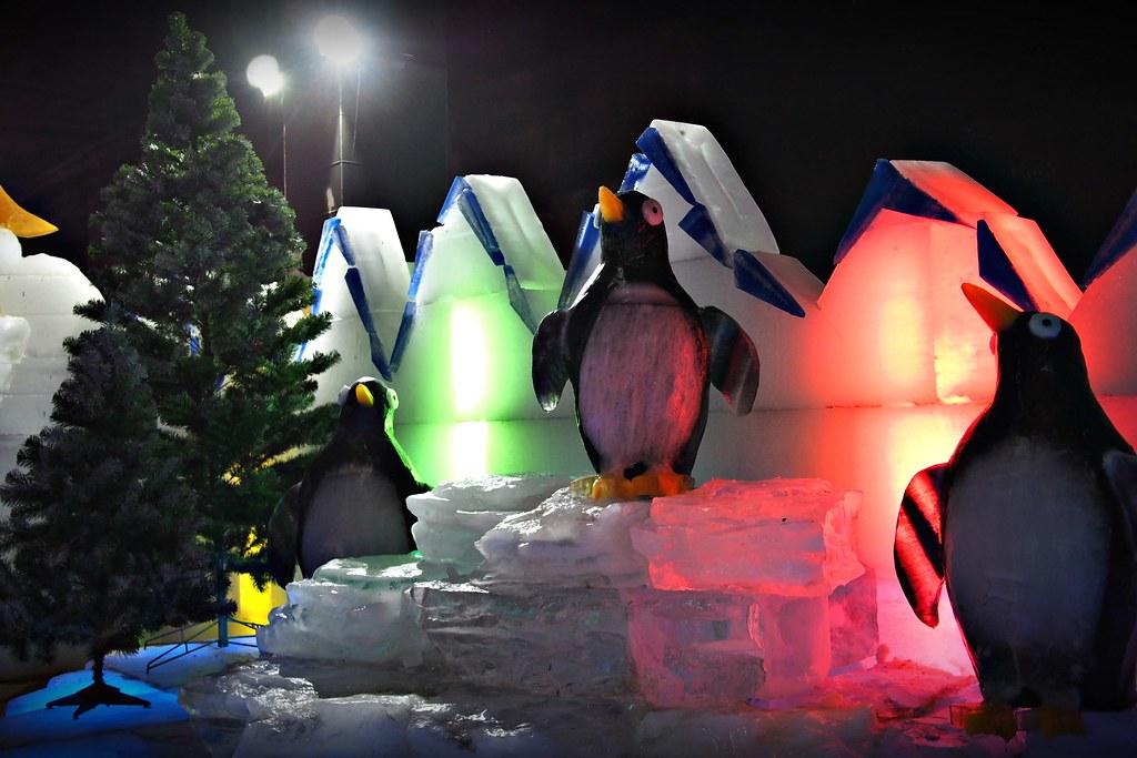 台中高鐵-2015正宗哈爾濱冰冰燈冰雕展-39