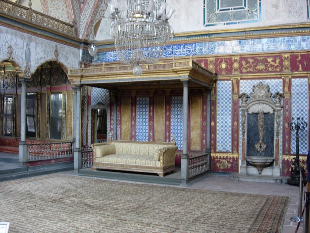 Sofá del Sultán