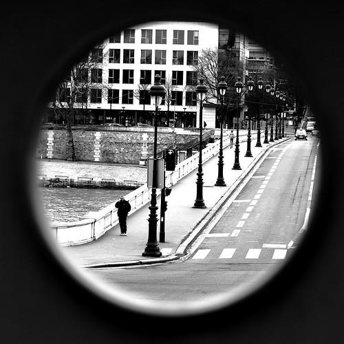 bridge wall hole noiretblanc pont mur streetview trou paris12 photoderue blackandwithe urbanarte photopascalcolin