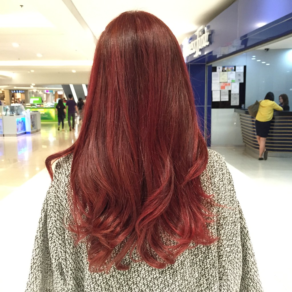 red-hair-hair-salon-philippines