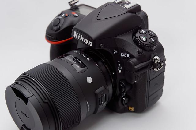 SIGMA 35mm F1.4 DG for Nikon