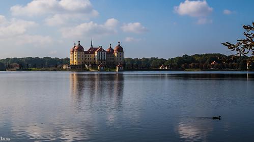 Postcard from Moritzburg