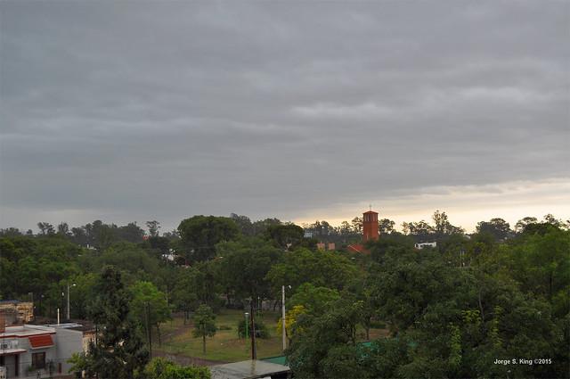Lluvia mañanera