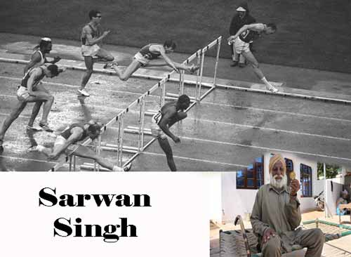 Sarwan Singh Indian Sports