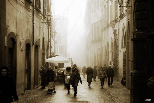 Passeggiata ad Orvieto