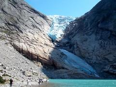 Glaciar Brøiabreen