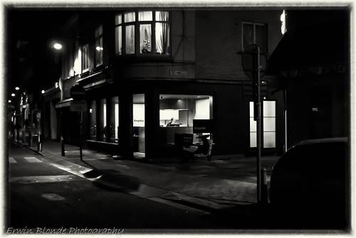 """Nightwork"", Nikon F4501X- 55mm Nikkor"