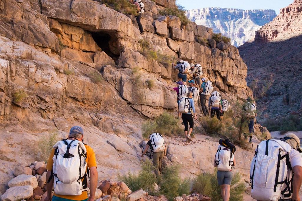 Hyperlite Mountain Gear Canyoneering Pack