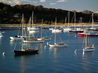 Martha's Vineyard Sailboats