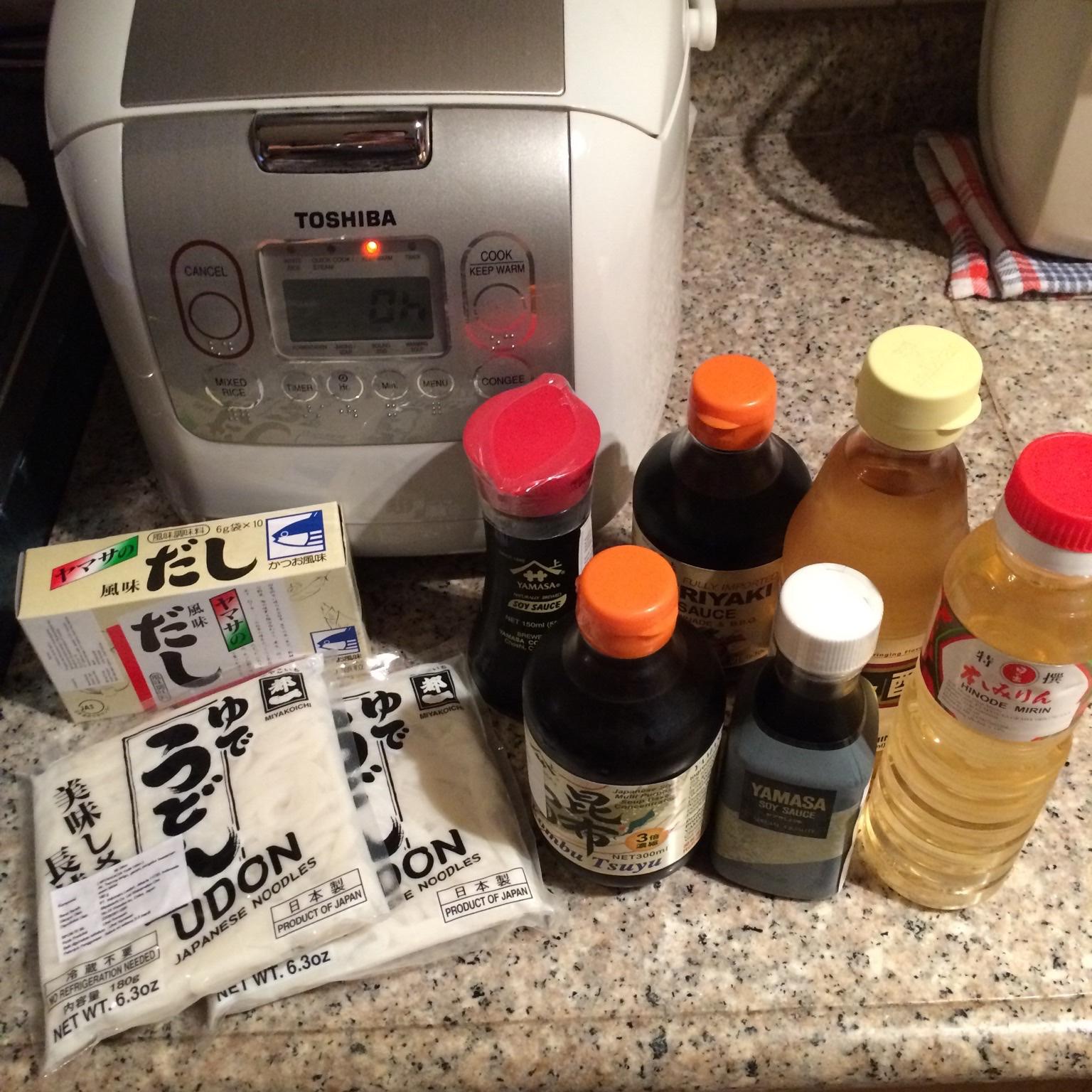 Japanese seasonings