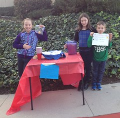 2015 Bake Sale for charity!