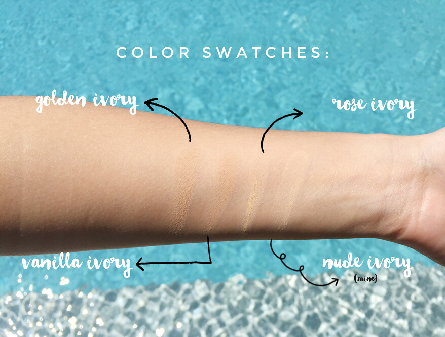 loreal mat magique swatches