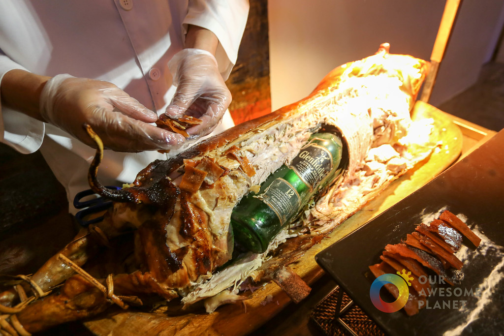 The Great Glenfiddich Lechon Filipino-Scottish Feast! #GlenfiddichLechon