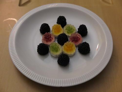 Fruity-Bussi und Berries (von Haribo)