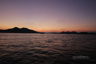 Travel - Philippines - Coron Island Sunset