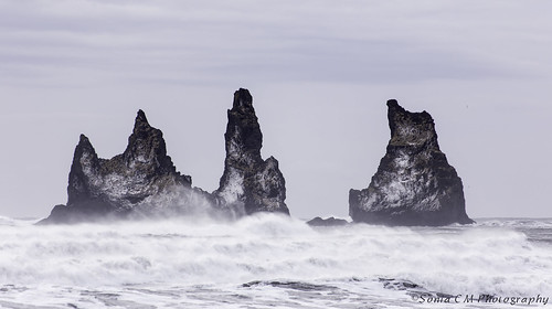 Reynisdrangur, The Stone Trolls....