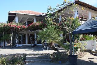Naked Tiger Hostel.  San Juan Del Sur, Nicaragua.