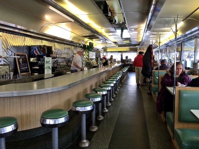 Harris Diner East Orange NJ November 2014