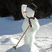 Ice sculpture 04 20150226 by Woody Woodsman