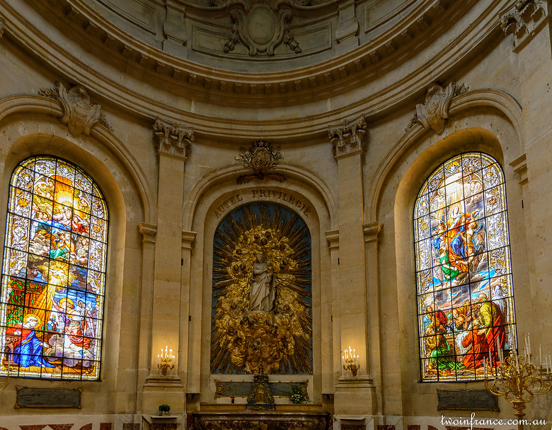 Cathédrale Saint-Louis de Versailles
