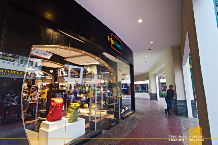Tripologie Store at Eastwood Citywalk II