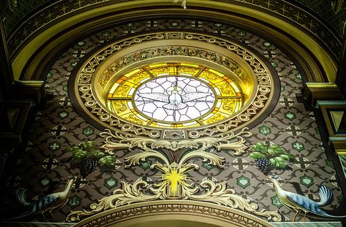 Igreja Sagrado Coração de Jesus- SP.
