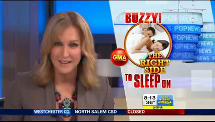 sleep study, good morning america, video