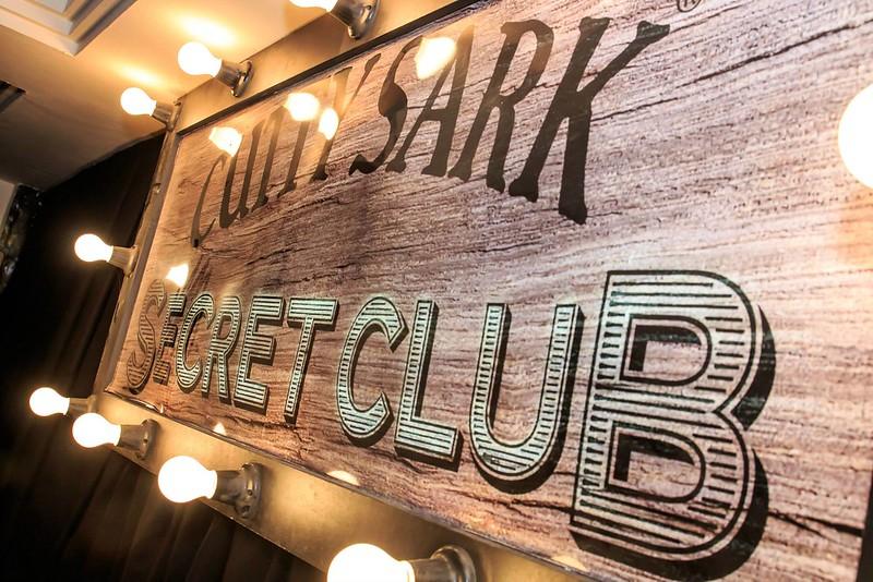 Cutty Sark Secret Club