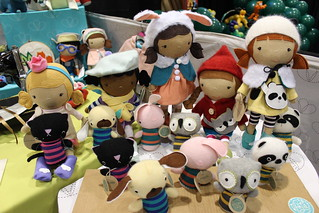 Toy Fair 2015- Viola Studio Dolls