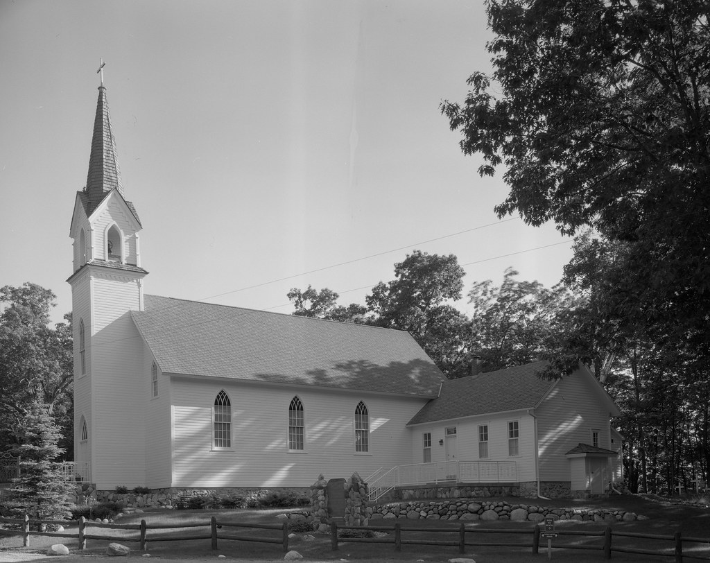 The Old Mission Church