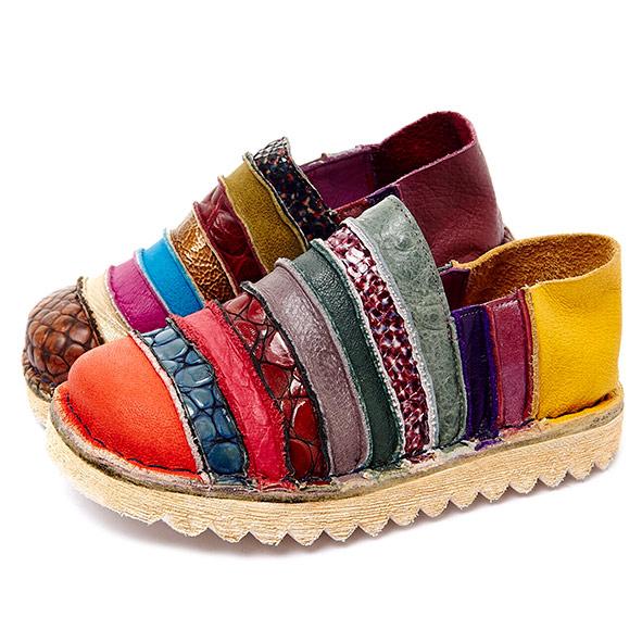 繽紛鞋 Macanna