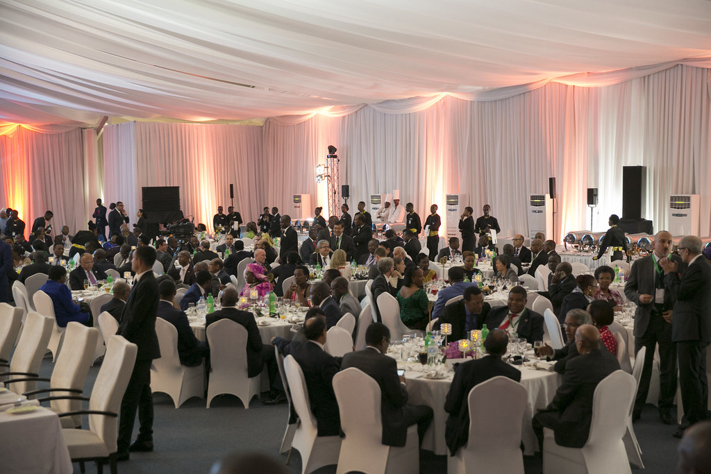 Paul kagames most interesting flickr photos picssr african union state banquet kigali 17 july 2016 junglespirit Choice Image