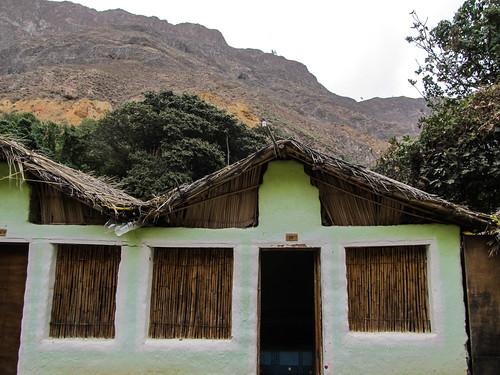 Oasis de Sangalle: notre bungalow