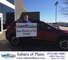 #HappyBirthday to Lillian from Aaron Dunson at Subaru of Plano!
