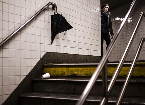 Subway Umbrella