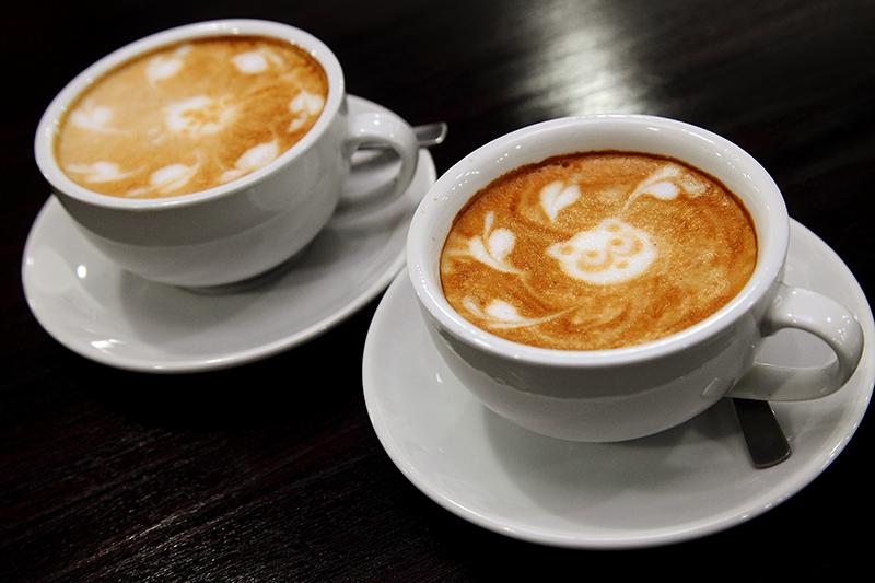 Hobby N Coffee Coffee-Art