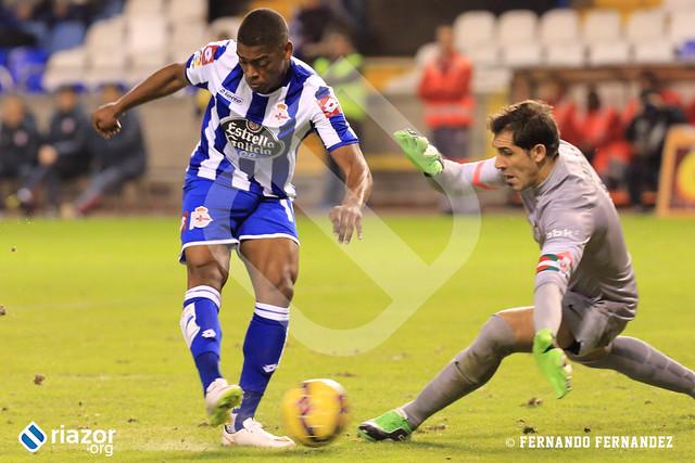Jornada 17ª. R.C.Deportivo - Athletic de Bilbao