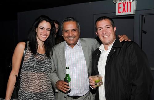 Darian Schwartz Thompson Reuters, Tito Singh same , Andrew Goldsmith