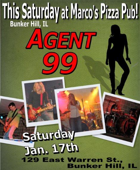 Agent 99 1-17-15