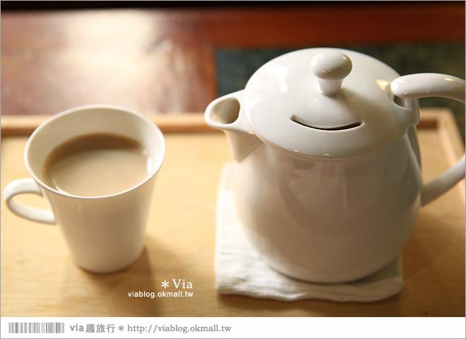 【台中老宅餐廳】台中下午茶~拾光機。日式老宅的迷人新風情,一起文青一下午吧!46