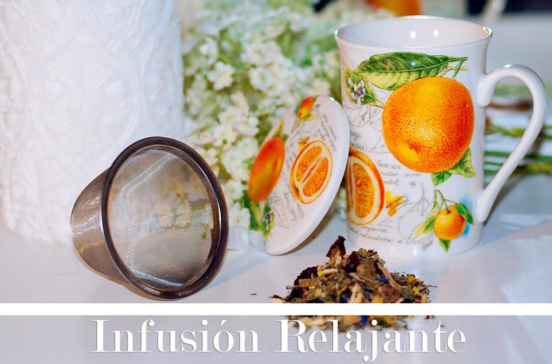 infusiones relajantes