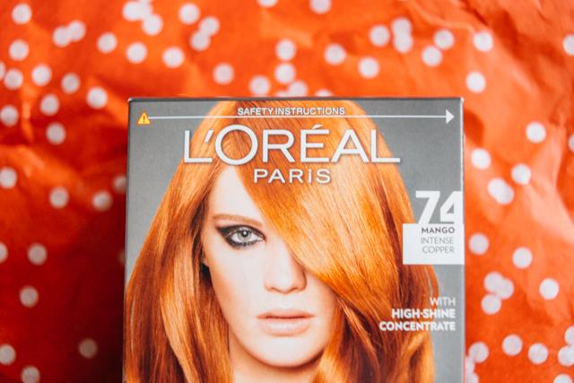 mango intense copper hair dye