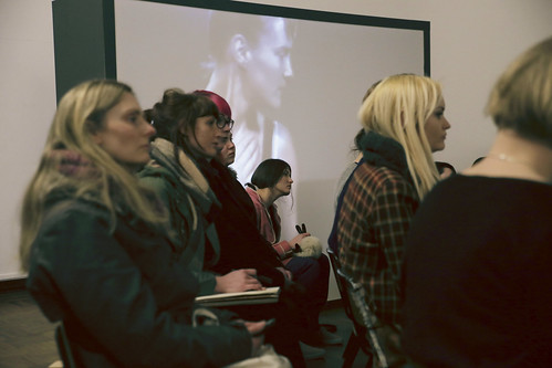 'Men Gather, in Speech...' In Conversation & Preview, Cooper Gallery, DJCAD, January 2015