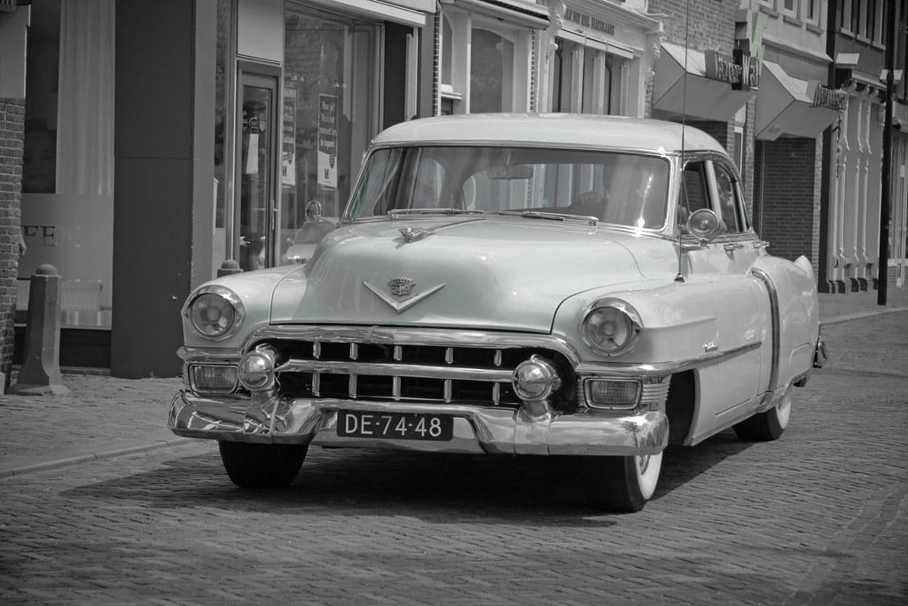 Cadillac Series 62 Sedan DeVille 1953 (4640)