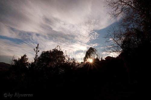 Prima del tramonto